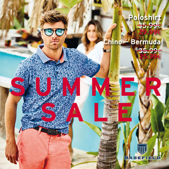 Basefield Summer-Sale